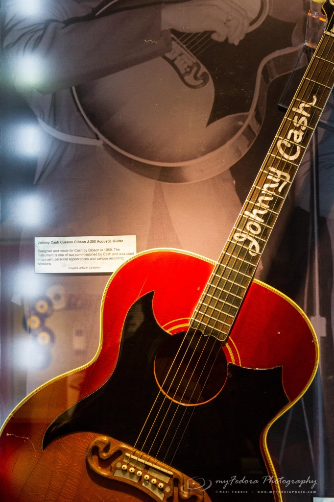 Johnny Cash Custom Gibson J-200 Acoustic Guitar (1959)
