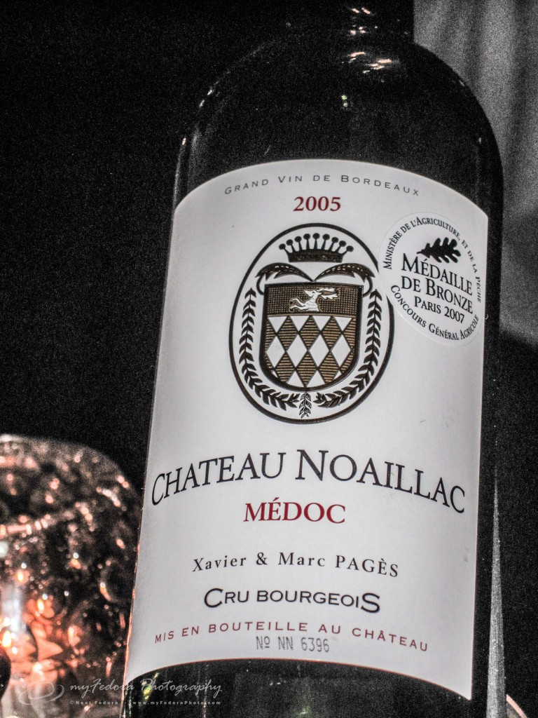 Our Bordeaux Wine, 2005 Chateau Noaillac Medoc